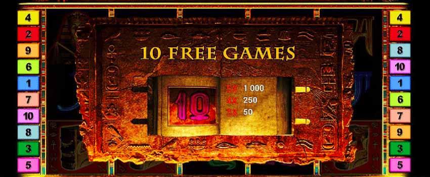 Bonus Game Book of Ra