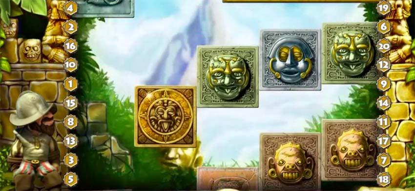 bonus game Gonzos Quest