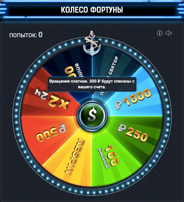 wheel fortune admiral