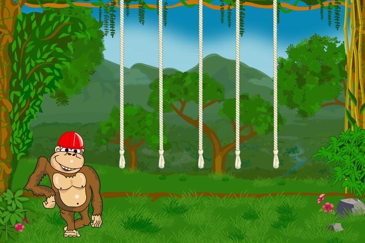 bonus game Crazy Monkey