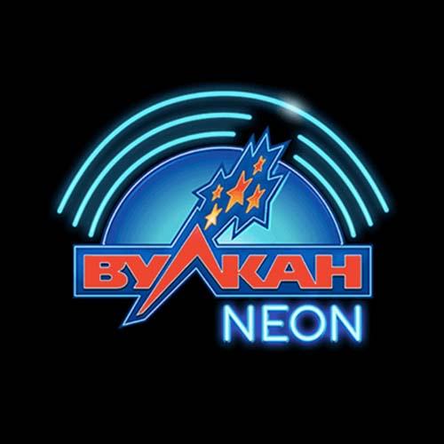 vulkan neon logo